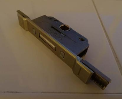 This is the part you need to fix window locks with a top and bottom bolt mechanism.