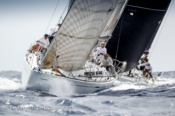 Antigua Sailing week 2016