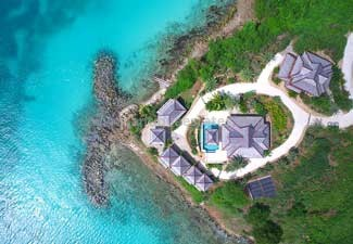Caribbean Beachfront Property